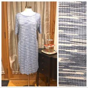 LuLaRoe Carly Dress Sz 2XL